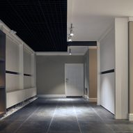 Bouzarjomehr Co. Gallery and Showroom by WHY Architects Group