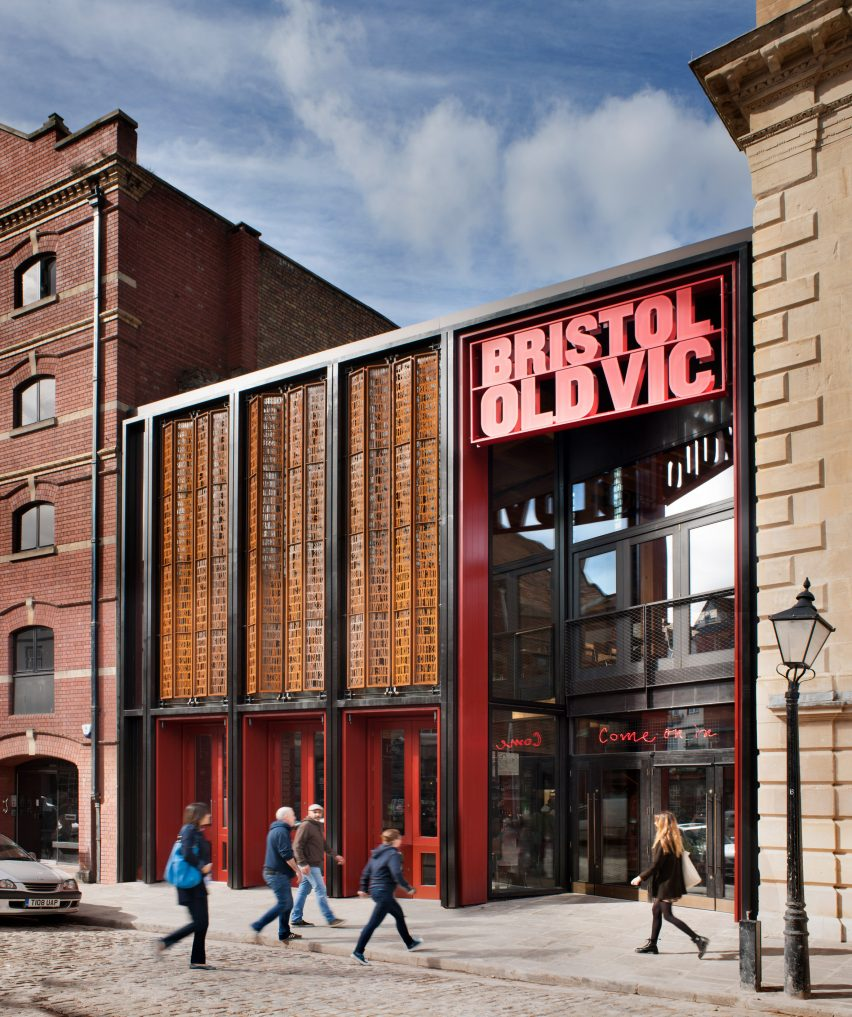 Bristol Old Vic Theatre by Haworth Tompkins