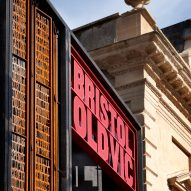 Bristol's Old Vic Theatre by Haworth Tompkins