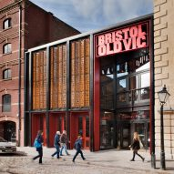 Haworth Tompkins creates public foyer for Bristol Old Vic Theatre