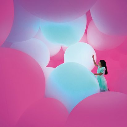 Bubbletecture author picks five examples of inflatable architecture and design