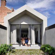 Exterior of Casa Atrio, designed by Biasol