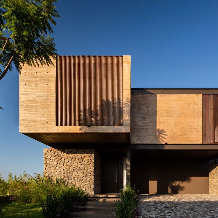 Casa Nicte Ha by Di Frenna Arquitectos
