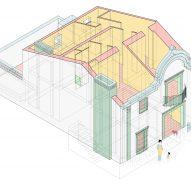 Casa Villalba de los Barros designed by Lucas y Hernández-Gil