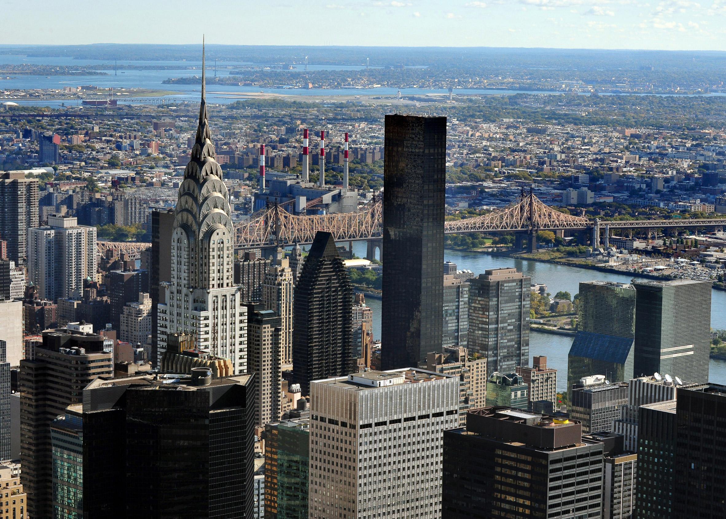 New Yorks Beloved Chrysler Building Is For Sale