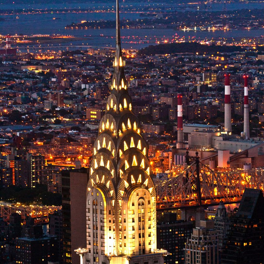 "New York's ""beloved"" Chrysler Building is for sale"