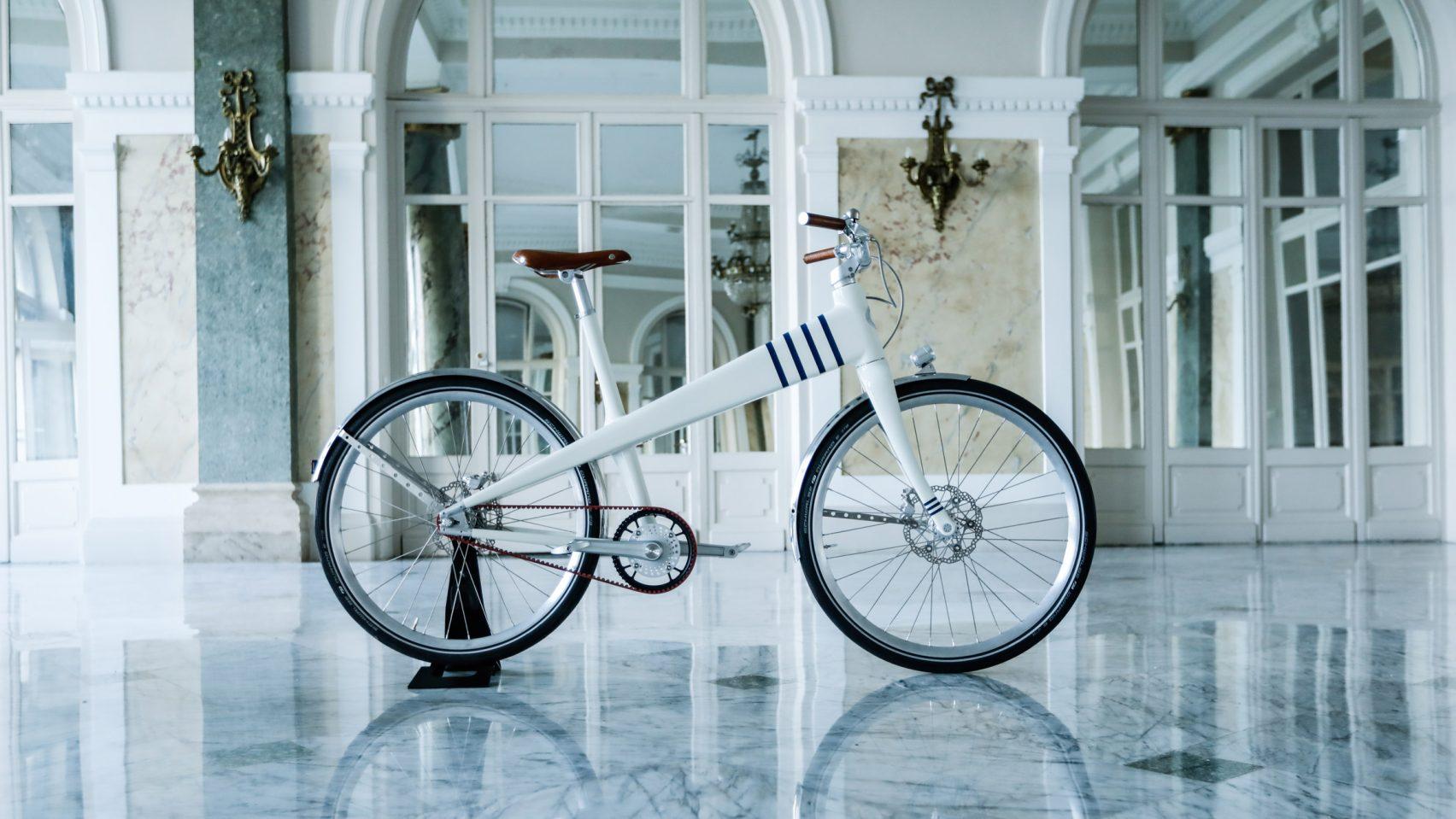 Электровелосипед 1941 года
