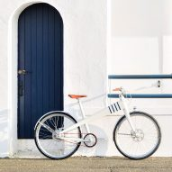 Coleen electric bicycle pays homage to Jean Prouvé's 1941 design