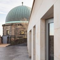 Collective Architecture completes contemporary art venue on Edinburgh's Calton Hill