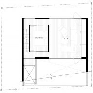 First floor plan Cover House by Apollo Associates