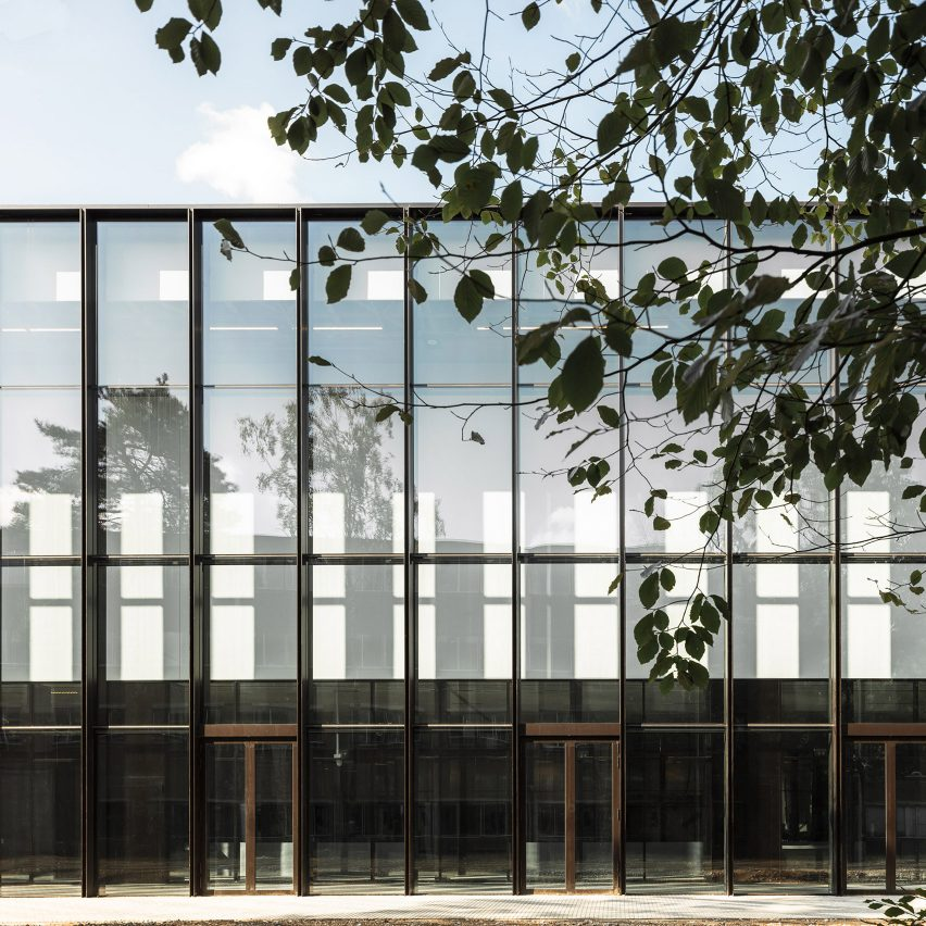 Kaan Architecten completes Cube study centre at Tilburg University