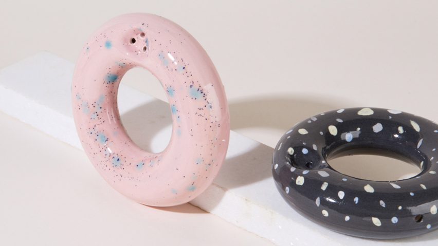 Donut Pipes by John Quick
