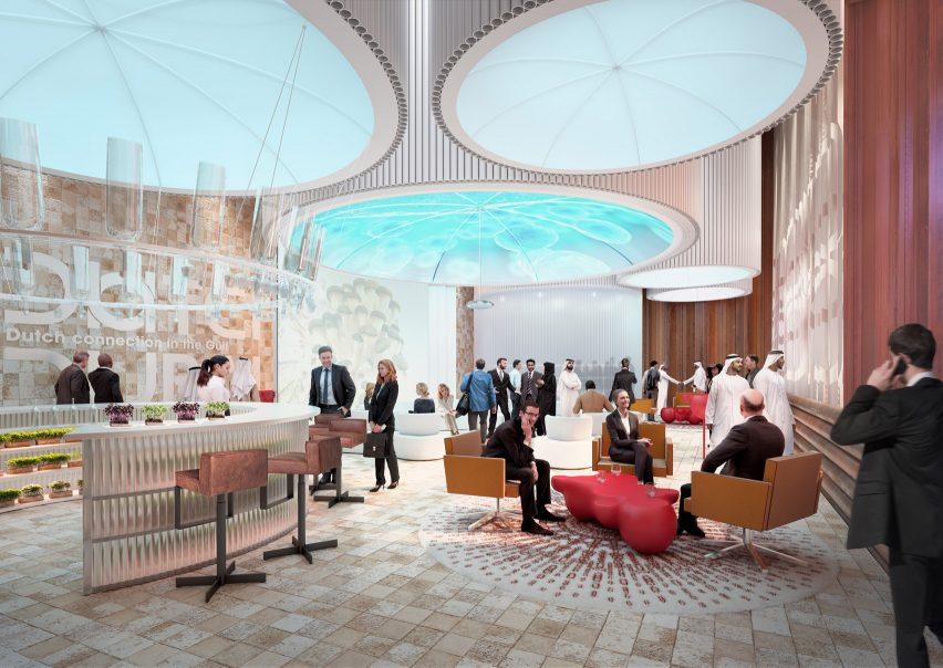 Dutch Pavilion at Dubai Expo 2020
