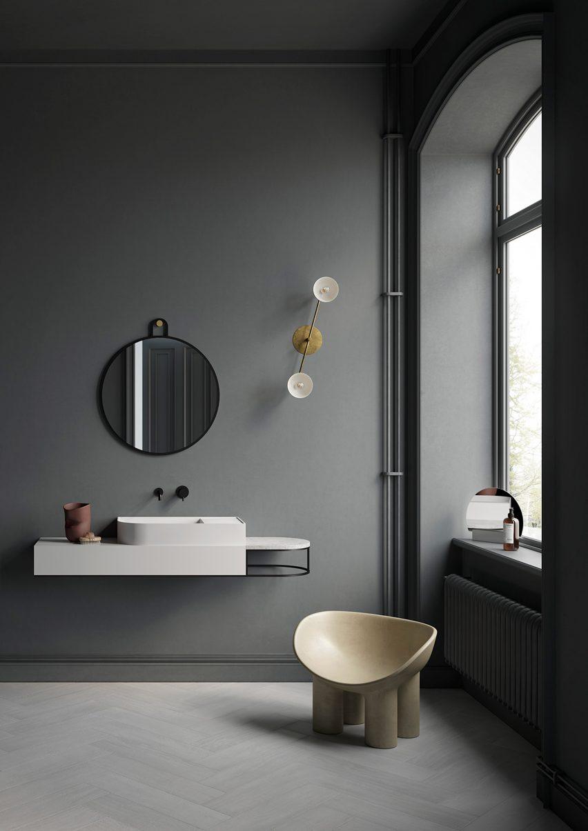 Muebles de baño Nouveau de Bernhardt-Vella para Ex.T