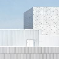 Discover eyecatching perforated metal facades on our new Pinterest board