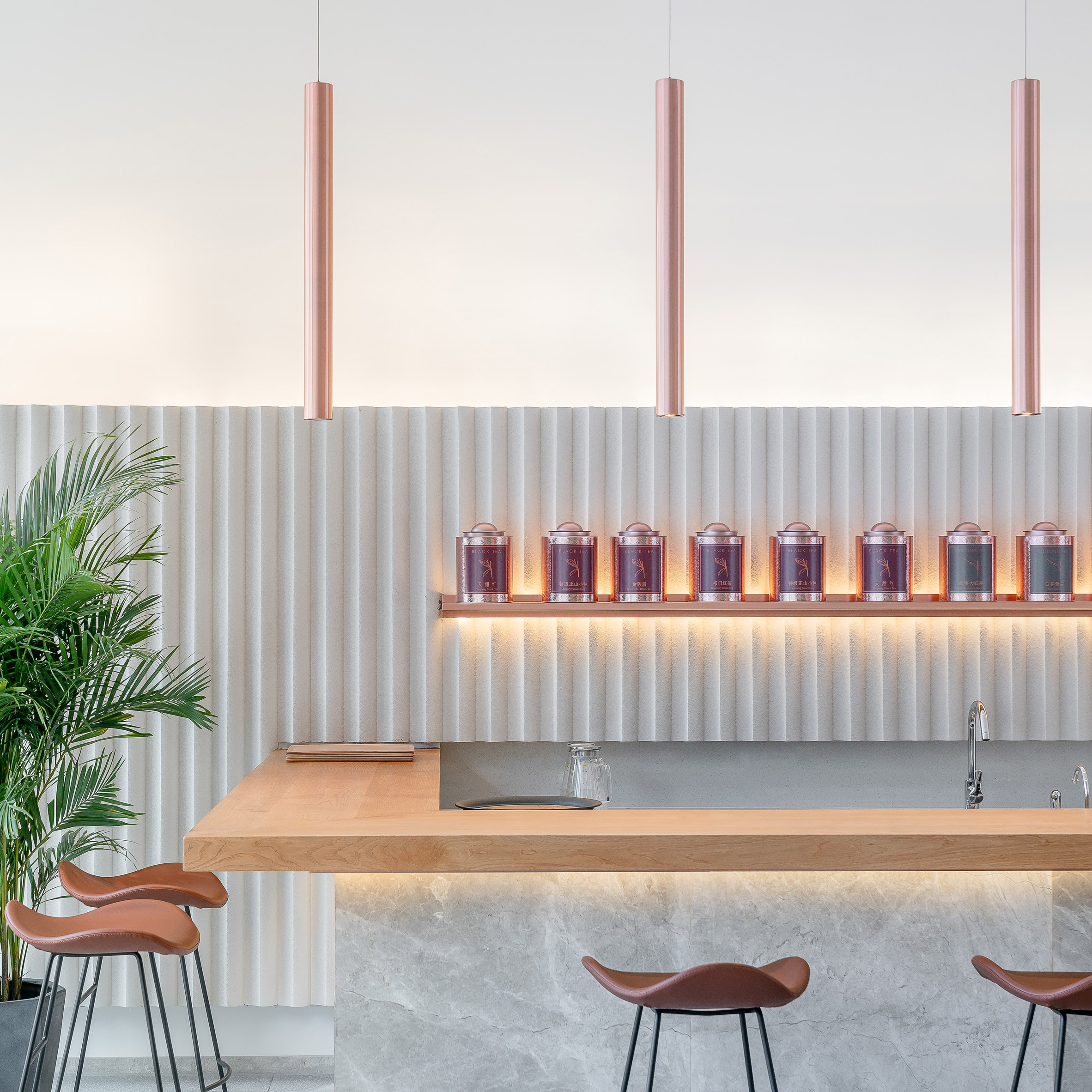 Chinese New Year: Interiors of Genshang restaurant designed by Office Coastline