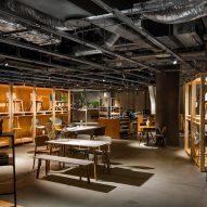 Hay pop-up store in Tokyo, designed by Schemata Architects/Jo Nagasaka