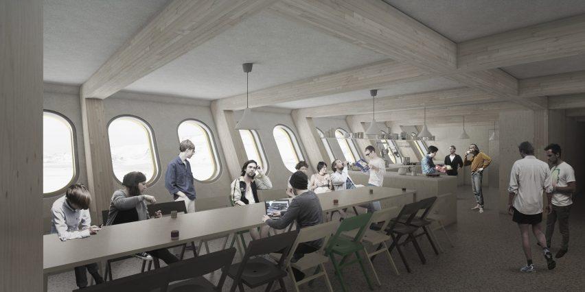 Henry Arctowski Antarctic Station by Kuryłowicz&Associates