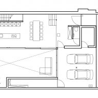 Ground floor plan of Hercule by 2001 in Luxembourg