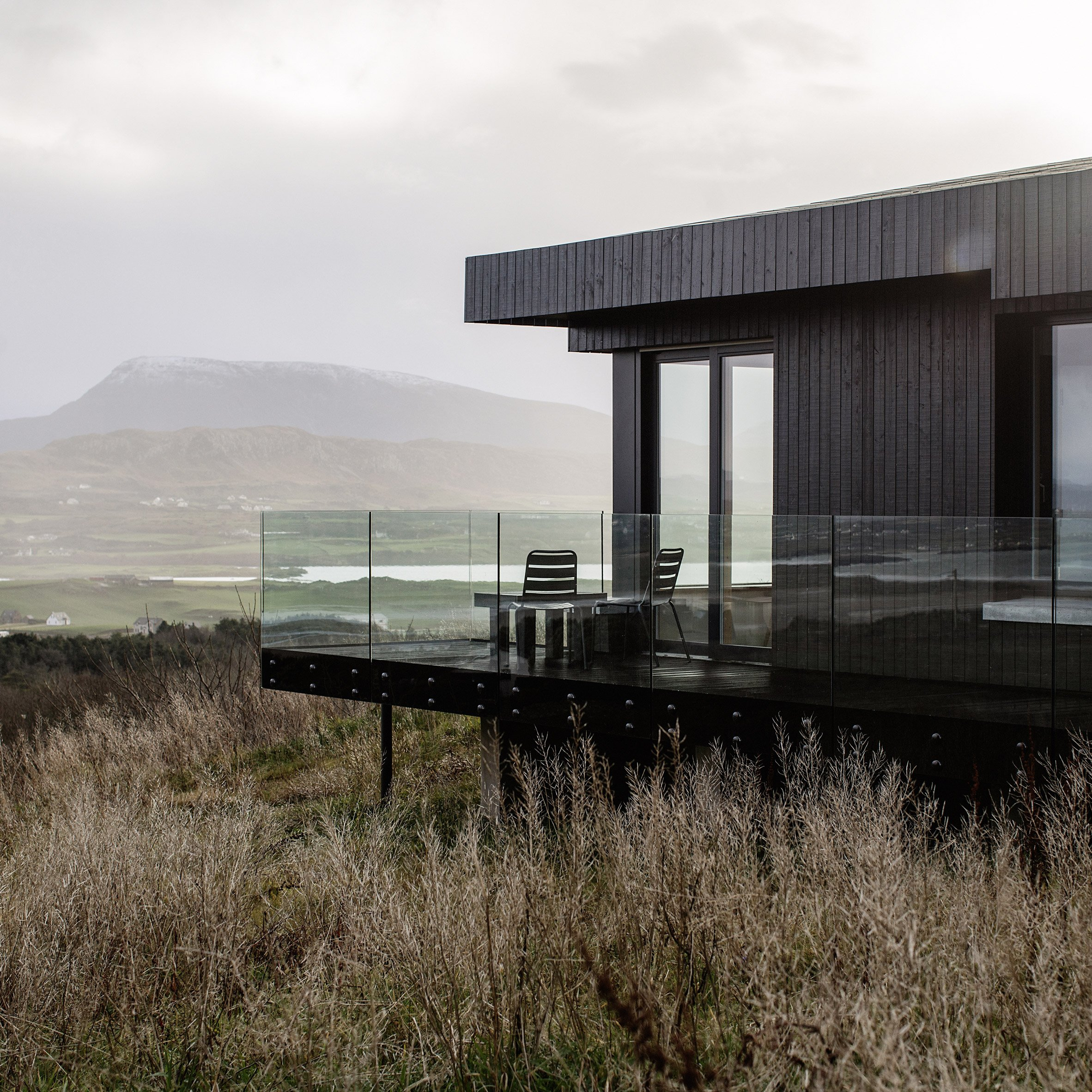 Urlaub Architektur's Holiday Architecture book roundup: Breac.House by MacGabhann Architects