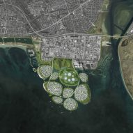Urban Power to extend Danish coast with tech hub on nine artificial islands