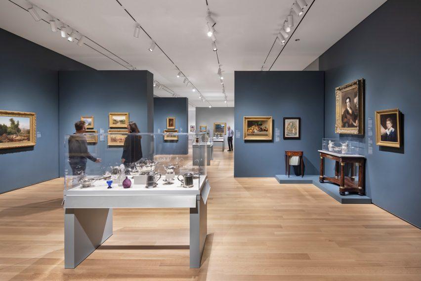 Hood Museum of Art overhauled by Tod Williams Billie Tsien Architects