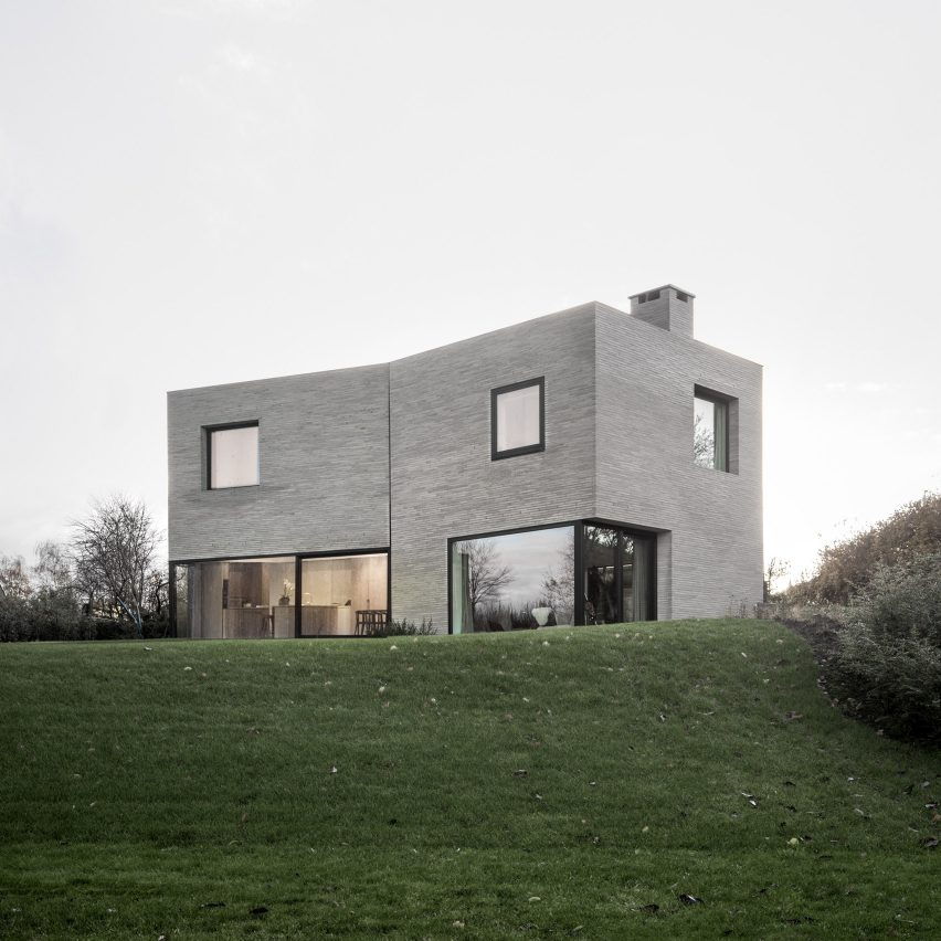 House J-VC by Graux & Baeyens in Ghent, Belgium