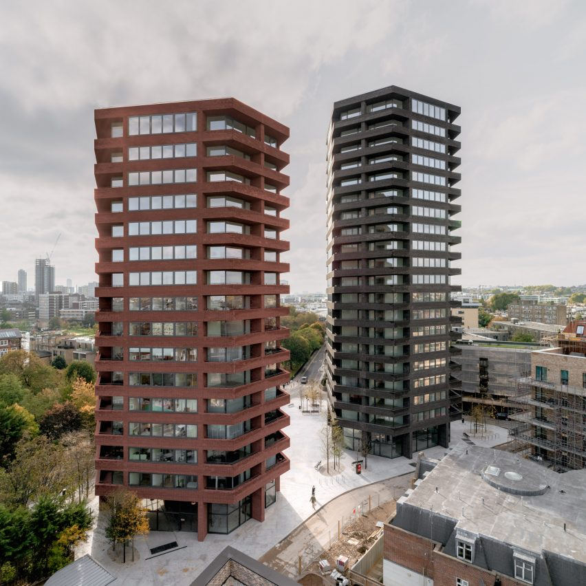 Hoxton Press by David Chipperfield Architects and Karakusevic Carson Architects