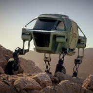 Hyundai unveils walking concept car Elevate