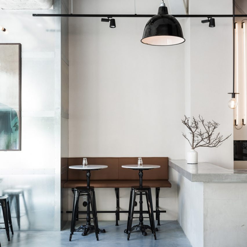 Stockholm travel guide: Usine restaurant by Studio Richard Lindvall
