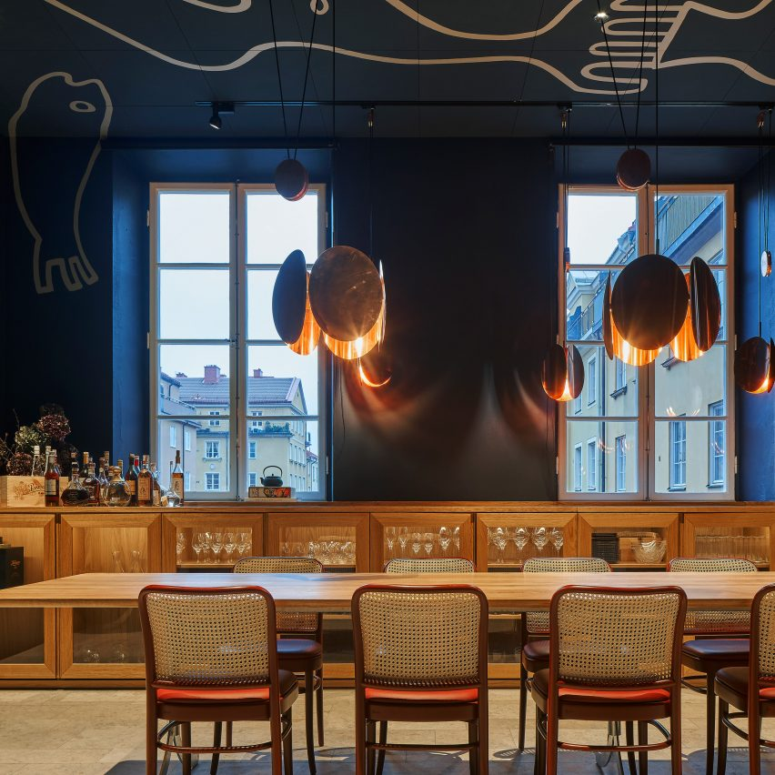 Stockholm travel guide: Portal Bar by Claesson Koivisto Rune
