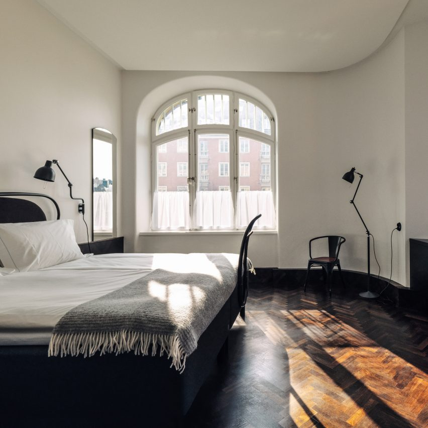 Stockholm travel guide: Miss Clara hotel by Wingårdhs