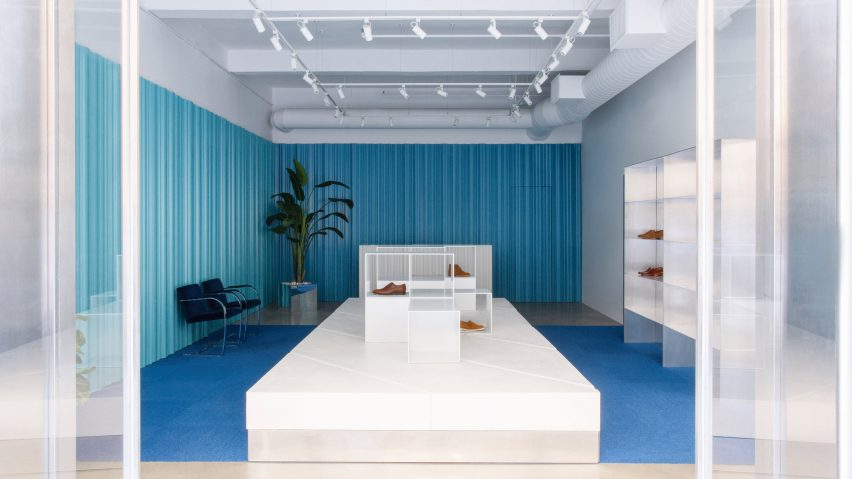 Jack Erwin New York flagship by Millions Architecture