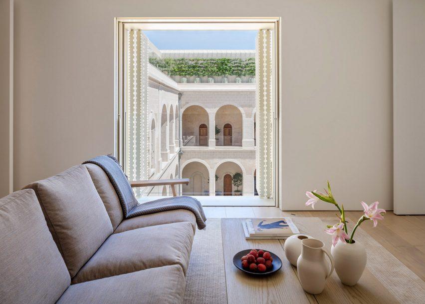The Jaffa Residences by John Pawson