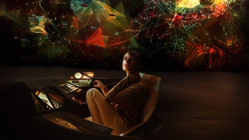 Keiichi Matsuda explores dystopian future of work in new film Merger
