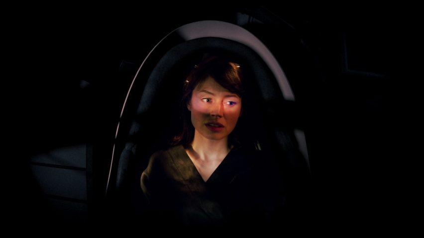 Keiichi Matsuda explora el futuro distópico del trabajo en la nueva película Fusión