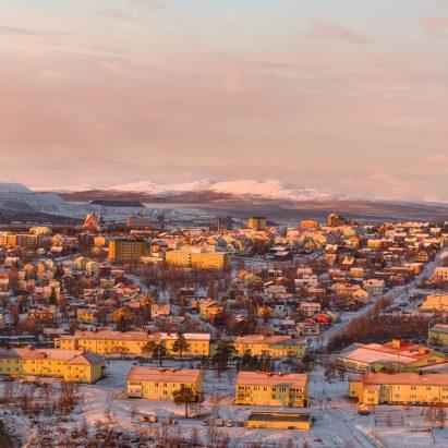 Kiruna climate change