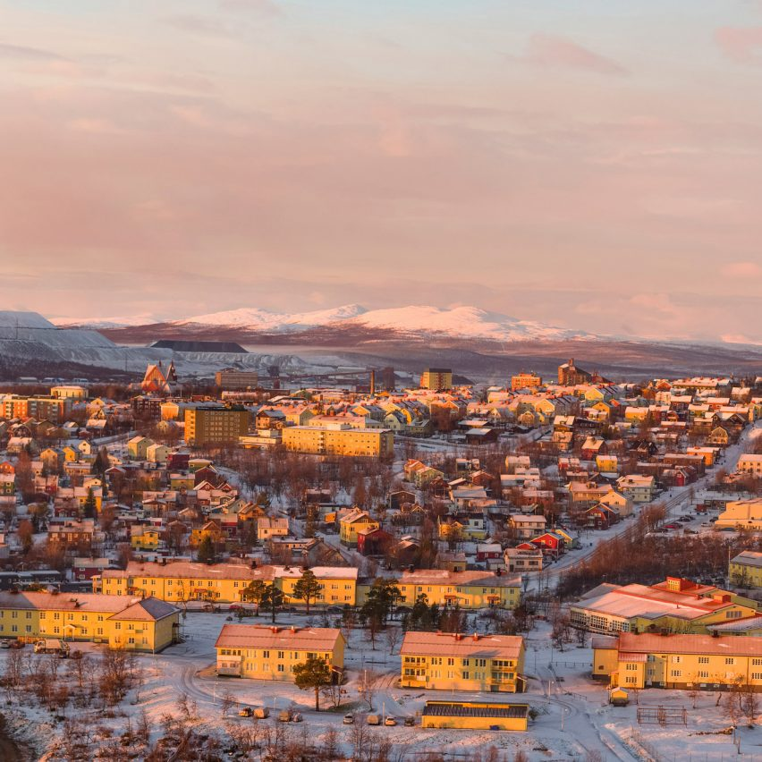 "Biggest challenge of relocating Swedish town Kiruna is ""moving the minds of citizens"""