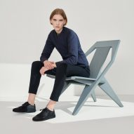 Konstantin Grcic and Aeance launch clothing made from recycled and biodegradable materials