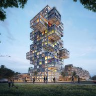 Final design of MVRDV's KoolKiel complex will be determined by the community