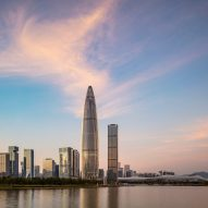 Bullet-shaped China Resources Headquarters skyscraper completes in Shenzhen