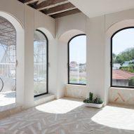 Interiors of the Lapa Apartment designed by Studio Gameiro