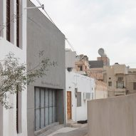 Leopold Banchini Architectsgave the House for Architectural Heritage