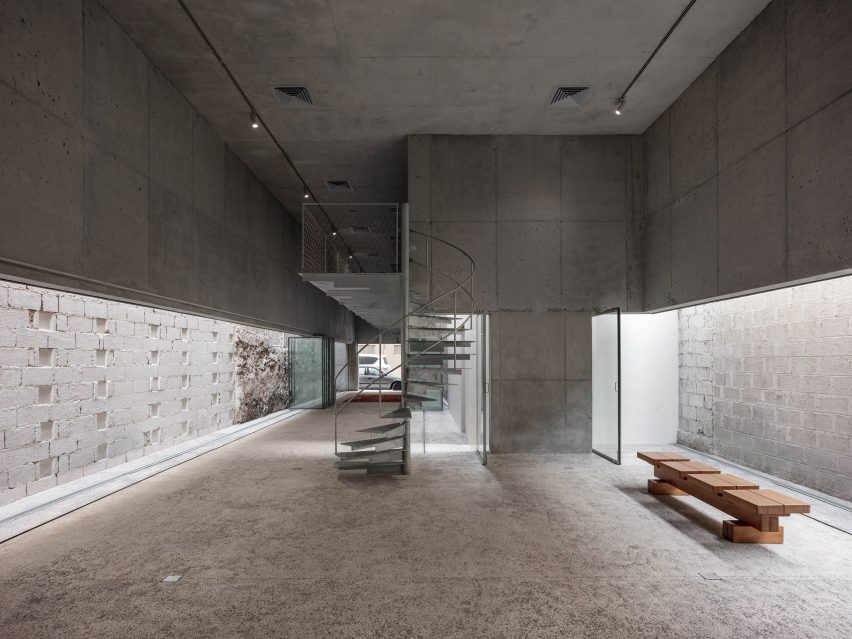 House for Architectural Heritage by Leopold Banchini Architects is a Bahrain gallery