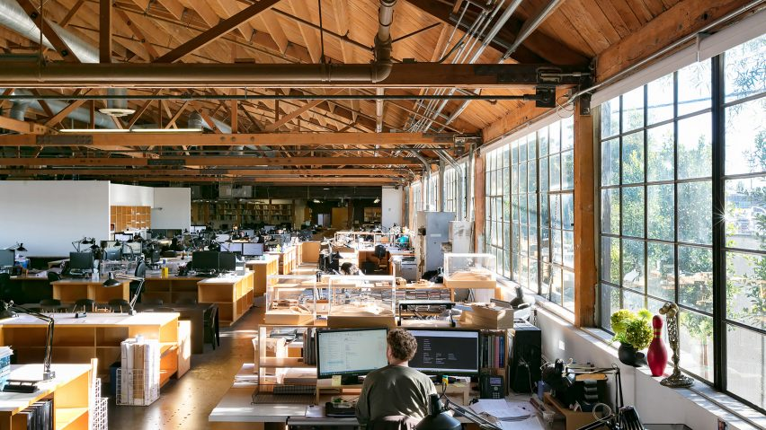 Marmol Radziner's architecture studio photographed by Marc Goodwin