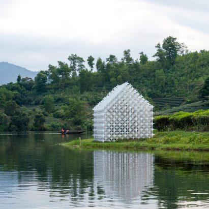 Module+ pavilion by NKPA