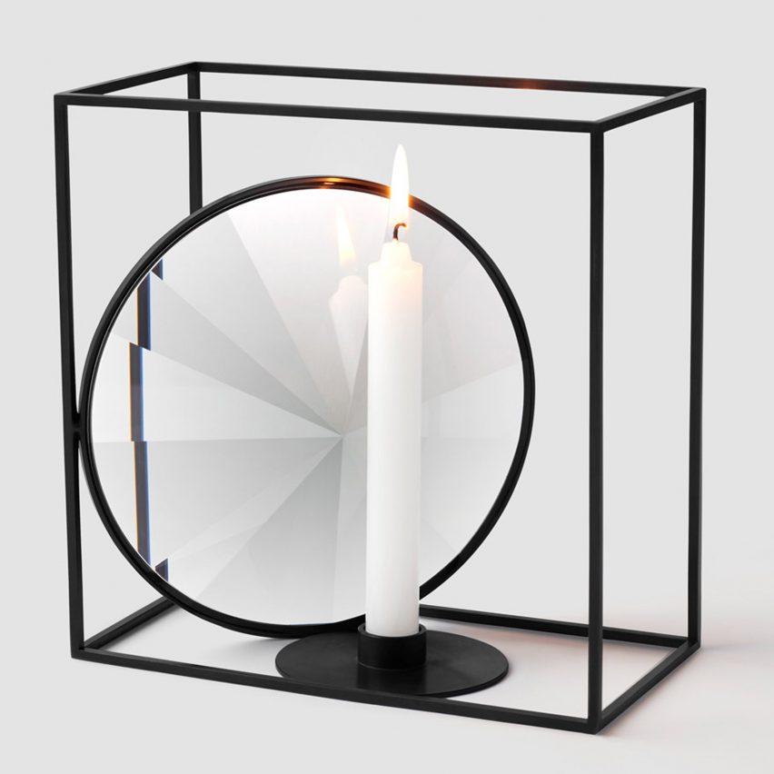 Nendo diseña bandejas de cristal y accesorios para Atelier Swarovski Home