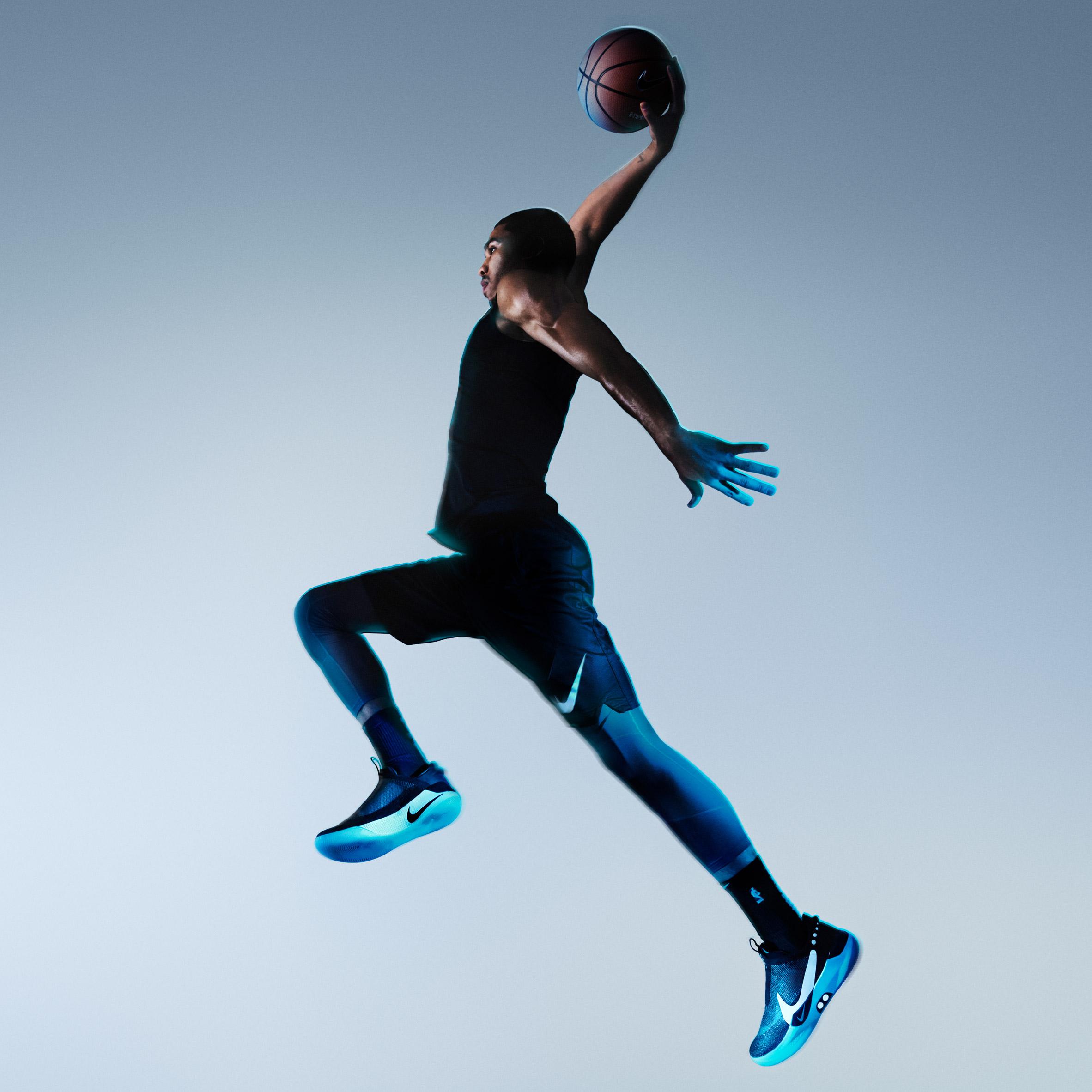 Nike Adapt BB smart basketball sneakers