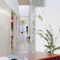 Interiors of CWITM office in Beijing designed by MDDM Studio