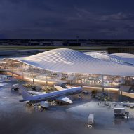 Foster, Calatrava and SOM on shortlist for new Chicago O'Hare airport terminal
